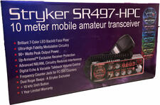 Stryker SR-497HPC (SR497HPC)10 Meter Amateur Ham Mobile Radio NEW 12 LED color