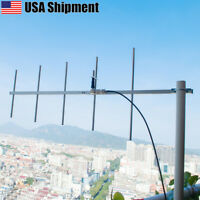 YG05 UHF Yagi Antenna Transceiver High Gain 400~470 MHz For Base Amateur Radio
