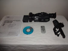 JVC GY-HM150U 3CCD Camcorder (FOR PARTS OR NOT WORKING)