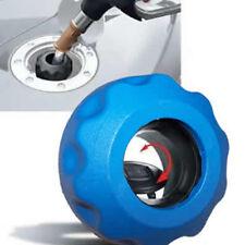 Easycap Blau Tankdeckel Tanken wie in der DTM und Formel 1 Schraubverschluss