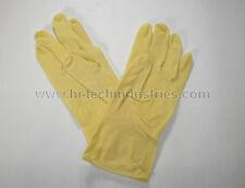HI-TECH INDUSTRIES Light Duty Rubber Gloves- L 393-9