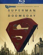 Superman: Doomsday (2011, REGION A Blu-ray New) BLU-RAY/WS