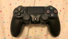 SONY PLAYSTATION 4 PS4 OEM BLACK DUALSHOCK 4 CONTROLLER