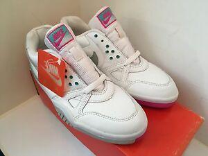 Vintage NIKE AIR Challenge Sneakers.....Running VTG Tennis 90s Runners Trainers