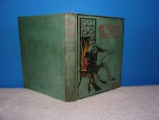 HISTORY OF ALFRED THE GREAT BY JACOB ABBOTT 1900 HC W/40 ILLUSTRATIONS