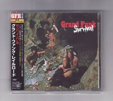 (CD) GRAND FUNK -  Survival / Japan Import / TOCP-67005