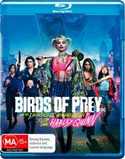 Birds Of Prey Blu-ray BRAND NEW Region B IN STOCK NOW GENUINE