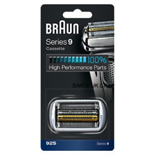 Braun 92S Series 9 Replacement Shaver Cartridge - Silver