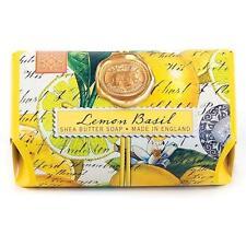 Michel Design Works Lemon Basil Bath Soap
