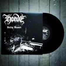 Horde Hellig Usvart Vinyl LP Record! Christian Death/Black Metal! mortification!
