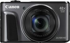 Canon PowerShot SX720 HS 20.3MP Digital Camera - Black. USED In Excellent Cond.