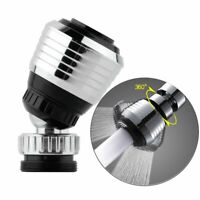 360° Rotate Faucet Filter Tap Diffuser Kitchen Accessories Gadget Bathroom 24mm