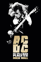 AC/DC 'Hell Ain't a Bad Place to Be Wall, Mick