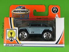 Matchbox 2003 -  Hero City -  Jeep Willys -  71  -  neu in OVP
