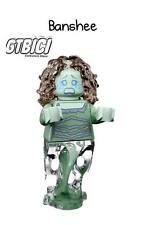 LEGO MINIFIGURA  SERIE 14  `` BANSHEE ´´  REF 71010 NUEVO A ESTRENAR.