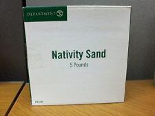 Department 56 Nativity Sand 5 Pounds
