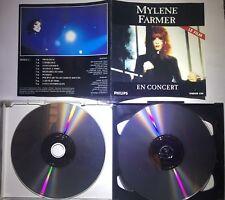 "Mylène Farmer ""En concert"" Le Film - Philips CD-i - 1er pressage - TRES RARE"