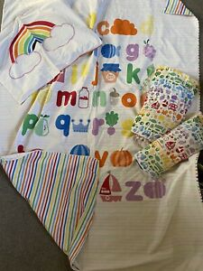 Joules Little Bird Cot/ Toddler Bed Duvet Set