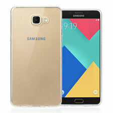 Yousave Accessories Ultra Thin Silicone Phone Case Cover For Samsung Galaxy A9