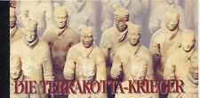S10737) United Nations (Vienna Wien) MNH 1997, Terracotta Army Booklet