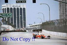Clay Regazzoni Ferrari 312T Long Beach Grand Prix 1976 Photograph 6