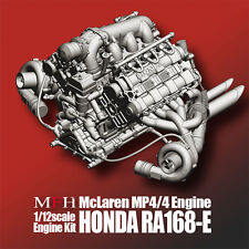 Model Factory Hiro 1/12 McLaren MP4/4 Engine kit