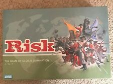 Board Game Risk The Game of Global Domination 2003 with Golden Cavalry Token
