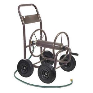 LIBERTY 840 Garden Hose Reel,Cart,6 in,Steel