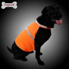 Dog Safety Vest Reflective Large Pet Puppy Coat Clothes Hunting Night