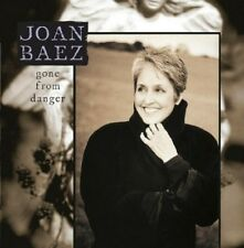 JOAN BAEZ - GONE FROM DANGER (COLLECTORS EDITION) 2 CD NEW!