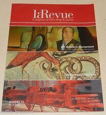 Catalogue de Ventes La REVUE de Pierre BERGER N°12 : ARTS PREMIERS OBJETS D'ART
