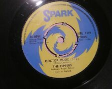 Northern Soul ~ PEPPERS  ~ Doctor Music / Blue Ballade