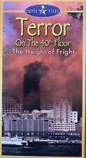 Terror on the 40th Floor (Vhs)