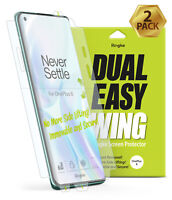 For OnePlus 8 / OnePlus 8 Pro Screen Protector Ringke Dual Easy Wing Film 2 Pack
