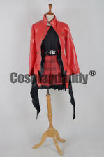 Guilty Crown Inori Yuzuriha Casual Clothes Dress Outfit Cosplay Costume F006