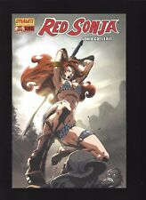 Red Sonja Goes East #1 one-Shot NM- Ron Marz