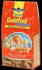 Tetra Goldfish Weekend Holiday Food Sticks Fish Food Vacation Food