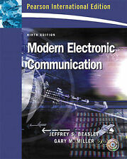 Modern Electronic Communication by Beasley, Jeffrey S., Miller, Gary M.