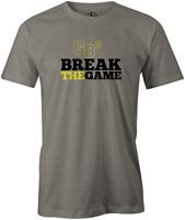 Ebonite Bowling GB3 Break The Game, Game Breaker Logo Bowling Shirt