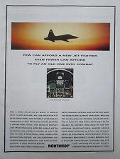 2/1994 PUB NORTHROP F-5 AVIONICS UPGRADE HUD APG-66 RADAR NAVIGATION SYSTEM AD