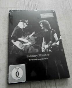 Johnny Winter - Rockpalast: Blues Rock Legends Vol. 3