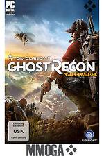 Tom Clancy's Ghost Recon Wildlands PC Standard Key - Uplay Ubisoft Code [DE/EU]