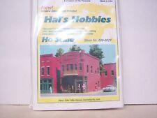 Ho Rix Smalltown Kit Hal'S Hobbies kit pack is still sealed & never opened