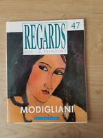Modigliani - Ediciones Fabbri - Protección En La Pintura