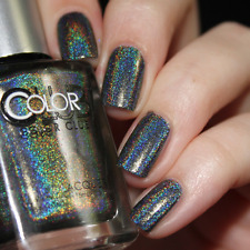 Color Club Nail Lacquer Halo Hues Beyond 994 15ml | Halo-graphic Black