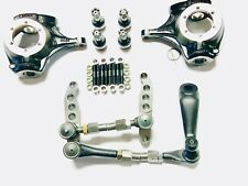 GM/CHEVY/JEEP DANA 44 COMPLETE 1-TON CROSSOVER HIGH STEER KIT-W/KNUCKLE WARRANTY