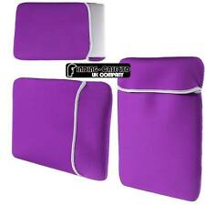 """New Soft Neoprene Sleeve Case Cover Bag Pouch For 11"""" 13"""" 15"""" Notebook Laptop"""