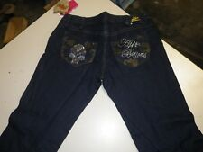 Apple Bottom Jeans Glam Rock AMJ8326R Size 7/8 Retail 69.99$ New With Tags!
