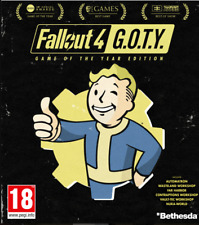 Fallout 4 Game of the Year PC [Steam Key] No Disc, Region Free