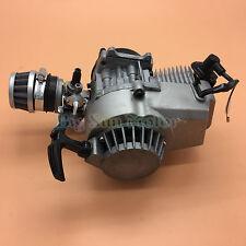 49cc MINIMOTO MINI MOTO BIKE / QUAD ENGINE & PULLSTART CARBURETTOR & AIR FILTER